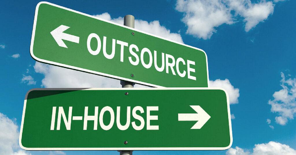 Outsource vs permanent recruitment